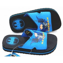 Batman Black Sz. 5/6 Kids Sandals
