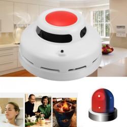 Combination Carbon Monoxide And Smoke Alarm CO & Smoke Detector Home Security